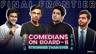 COMEDIANS on BOARD 2 - GRAND FINALE LIVE STREAM
