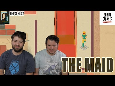 THE MAID: Serial Cleaner Let's Play (Part 4) |