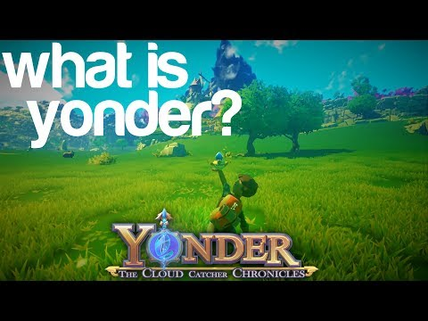 Yonder: The Cloud Catcher Chronicles - Reimagining The Open World Adventure Game