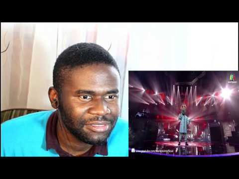 Set Fire To The Rain - Durian Masked   The Mask Singer Thailand(REACTION)