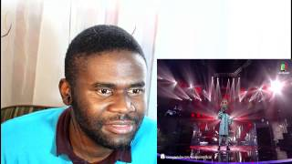 Set Fire To The Rain - Durian Masked | The Mask Singer Thailand(REACTION)