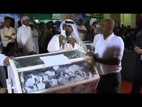 Madinat Zayed Car Draw