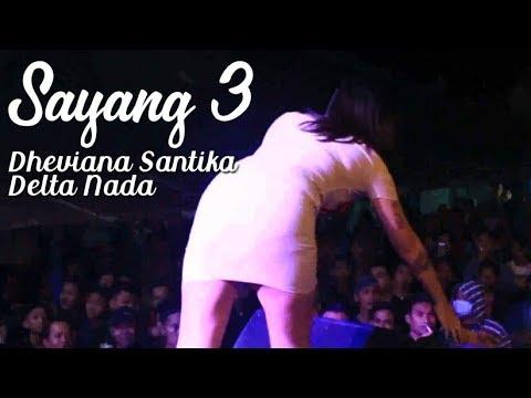 EXPLORE DANGDUT : Dheviana Santika - Sayang 3 - Delta Nada at Pakis Dlingo Yogyakarta