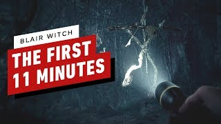 The First 11 Minutes of Blair Witch