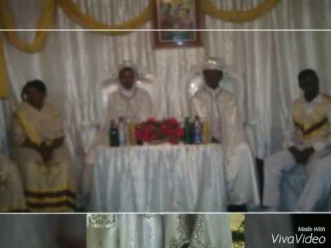 the best spiritual wedding of meskerem and eyob.