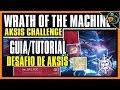 Destiny | Guía | Cómo hacer el desafío de Aksis (WOTM: RAID - Aksis Challenge)
