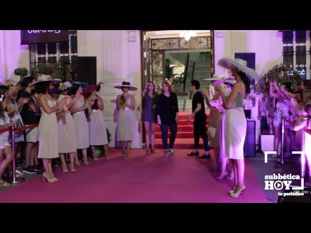 VÍDEO: 'Noche y Compras' en Cabra, con música en directo, desfiles de moda y mucho más
