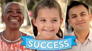 What's Your Definition of Success?   The Success Series