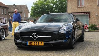 Schaijk Car Event - SLS Roadster, Gallardo SE, C63, GT-R & More!
