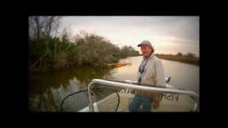 FishWestBay.Com  Halls Bayou Hazard Removal