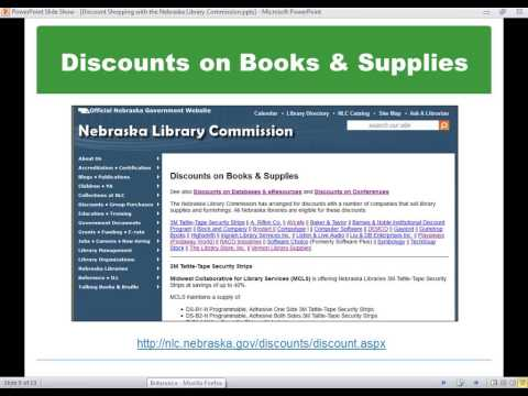 NCompass Live: Discount Shopping with the NLC