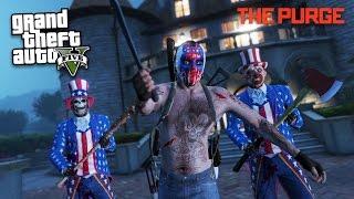 THE PURGE!! - Episode 5 (GTA 5 Mods)