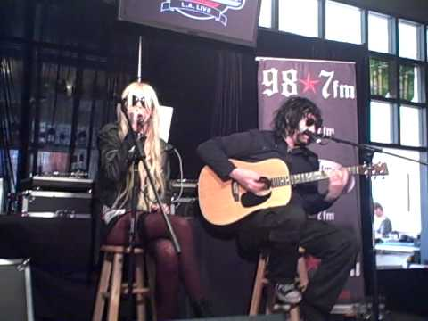 PRETTY RECKLESS at the 987 FM GRAMMYS gifting suite