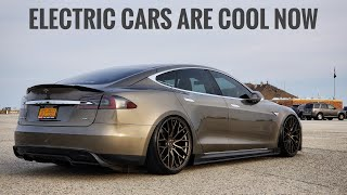 Why Are Tesla Cars So Desirable?