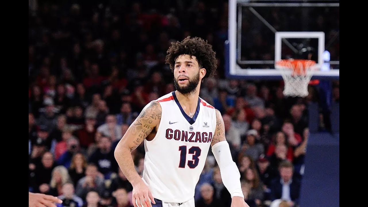 College basketball: Gonzaga wins 20th straight game dating to last ...