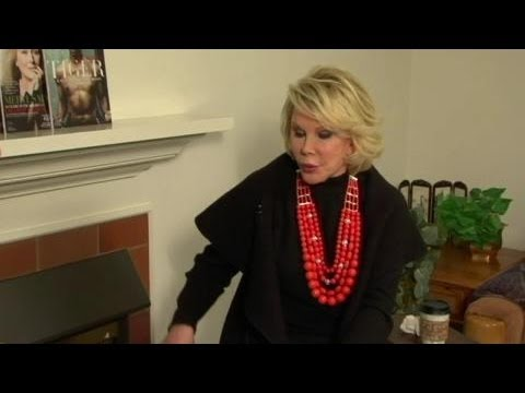 "Joan Rivers on ""A Piece of Work"" and Why Leno Isn't Funny"