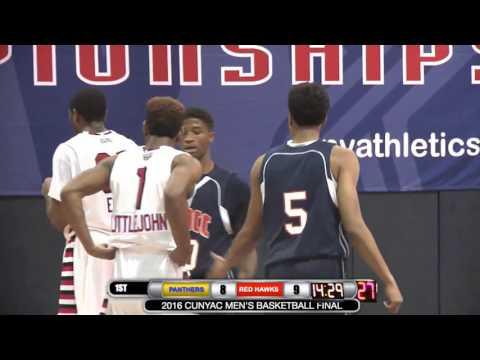Men's Basketball: BMCC VS LaGuardia Community College (2/19/16)
