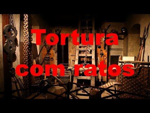 Torturas Medievais - Tortura com ratos