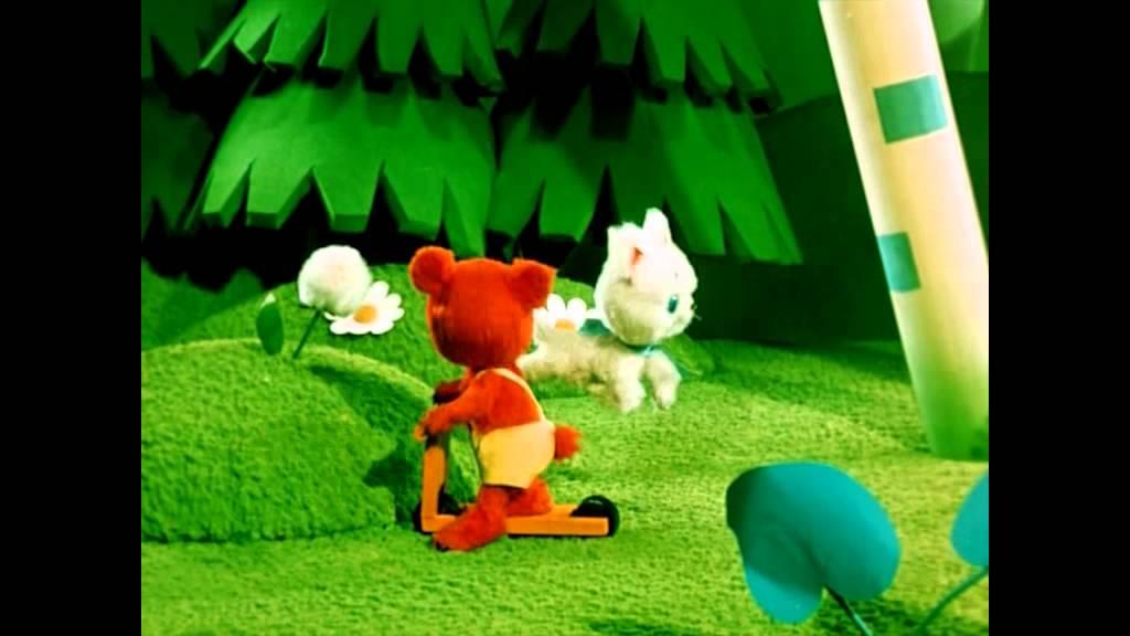 Как стать большим | Советские мультфильмы для малышей