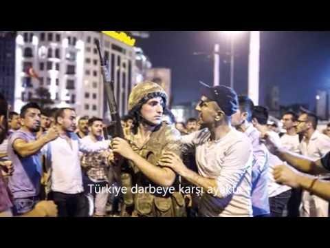 15 Temmuz  Marşı -  Demokrasi Zaferi Marşı !