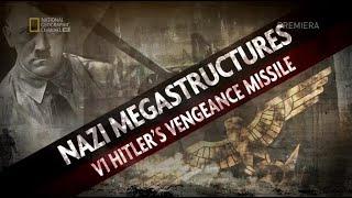 Wielkie konstrukcje III Rzeszy: V1 - pocisk zemsty Hitlera