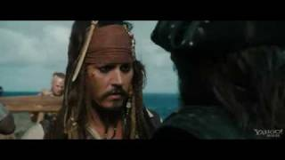 Pirates of the Caribbean On Stranger Tides - Official Trailer 2011
