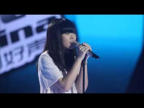 中國好聲音 第二季 選手參賽歌曲 無雜音版 - YouTube