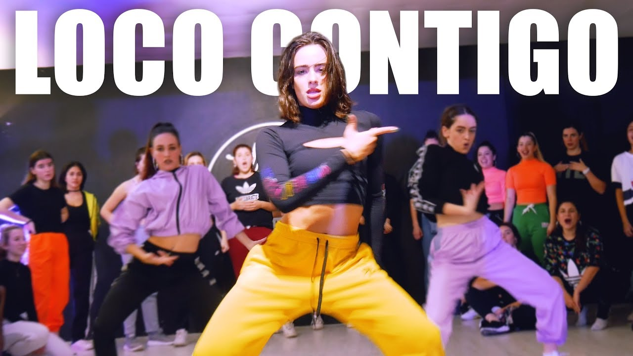 Loco Contigo - J Balvin Dj Snake Florencia Jazmin Peña Choreography