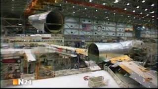 Building Boeing 747