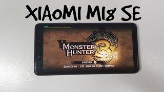 Xiaomi Mi8 SE Monster Hunter Trii Gameplay/Wii Best Dolphin version Vulkan Snapdragon 710 gaming