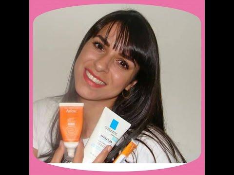 Tratamento de pele, manchas, melasma e acne. Antes e depois dos 30