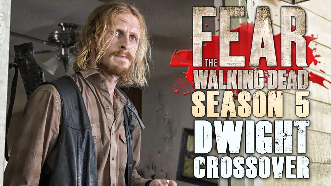 Risultati immagini per fear the walking dead 5 stagione dwight Fear the walking dead 5