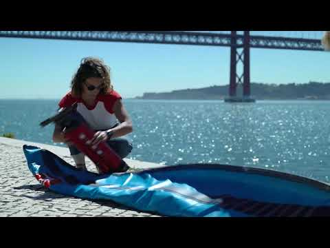 Standup paddleboard rental - RED compact