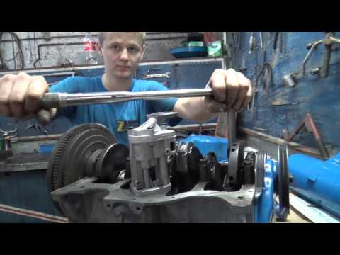 Montagem motor ford CHT 1.4
