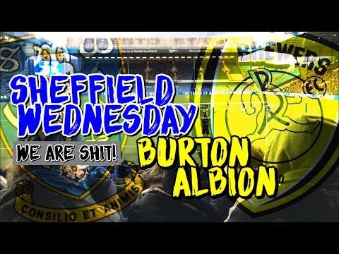 *Embarrassing* SWFC vs BURTON ALBION😓😓💙
