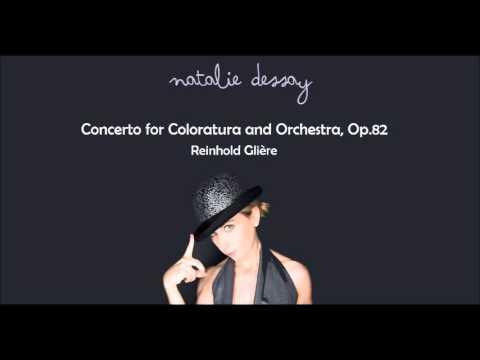 Natalie Dessay - Concerto for Coloratura & Orchestra -  live