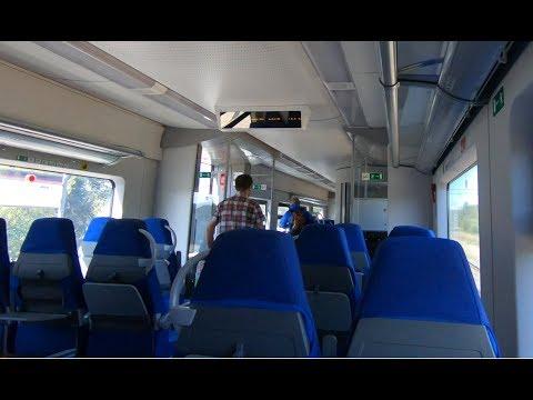 "ЭС2Г-011, маршрут: Калище - Санкт-Петербург (""Экспресс"")"
