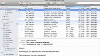 Apple Mac Quick Tips Select All Mail Messages
