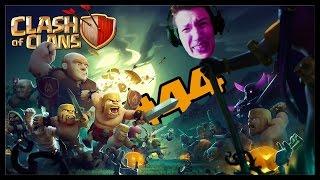 Clash of Clans #44 - Helouvínske tekvičky!   SK Let's play   HD 60FPS