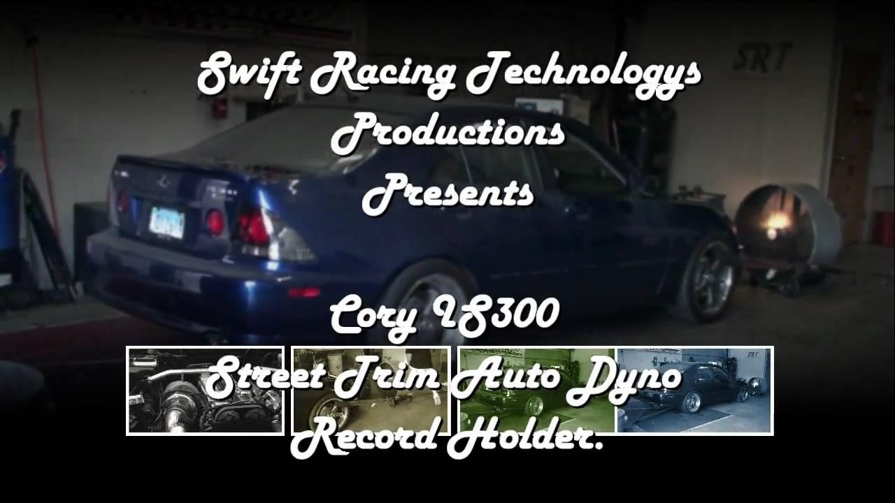 SRT Blue Lexus IS300 upgraded PT6765 billet - 612whp/458rwtq w/ a a650e  Transmission