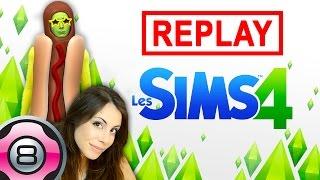 Les Sims 4 FR avec MrsNifex8 - Ted Alien - Replay du 13.11.15