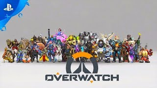 Overwatch - Official Anniversary Trailer 2019 (PS4/XBOX ONE/PC)