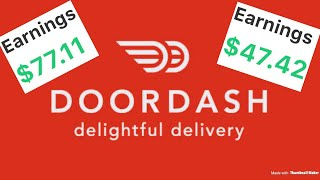 DoorDash - Introduction + Typical Shift