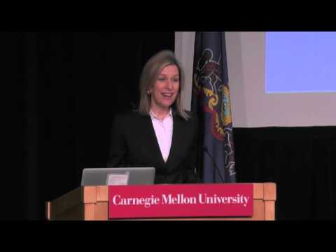 Dr.  Elizabeth Sherwood-Randall, DOE Deputy Secretary, Carnegie Mellon University Energy Week 2016