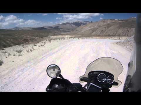 Roshtqala Road 2015 (detour M41 Murghab - Khorugh)