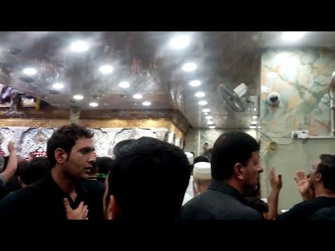 Ashura Muharram Shrine Hazrat Imam Hussain in Karbala