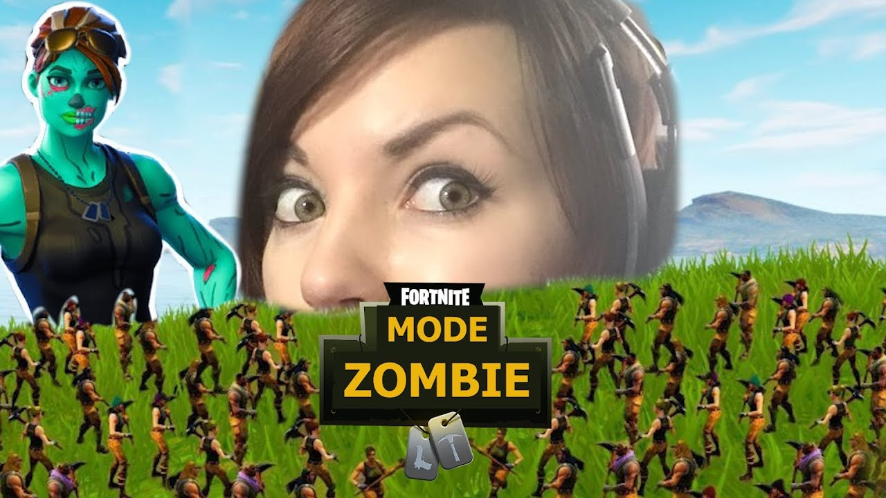 FORTNITE ZOMBIE MODE FR ! 🐸⛏
