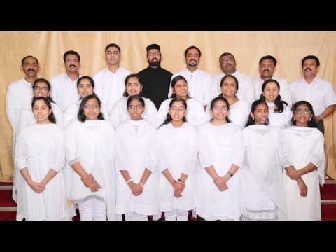 Thob Slom - Welcoming the Patriarch സ്നേഹത്തിൻനൽ സന്ദേശവുമായി    Holy Apostolic Visit 2016 Choir