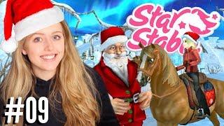Leren springen en de Kerstman ontmoeten! | Star Stable #09