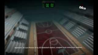 Preview 2: 3D Basketball v2 [LittleBigPlanet2]